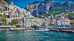 Accommodations in Amalfi